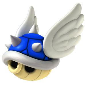 Abandon hope, all ye targeted by the blue shell