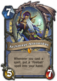 11-14-14 - Hearthstone Card