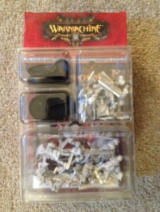 12-31-14 - Warmachine Box
