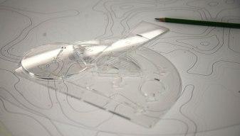 Laser-cut components