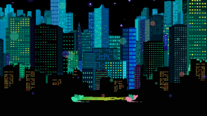 Lightrunners city